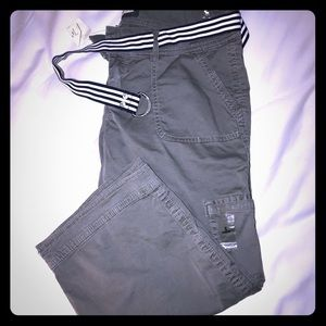 Cropped Abercrombie Pants
